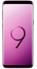 FRONTAL_SAMSUNG_GALAXY_S9_LILAC_PURPLE